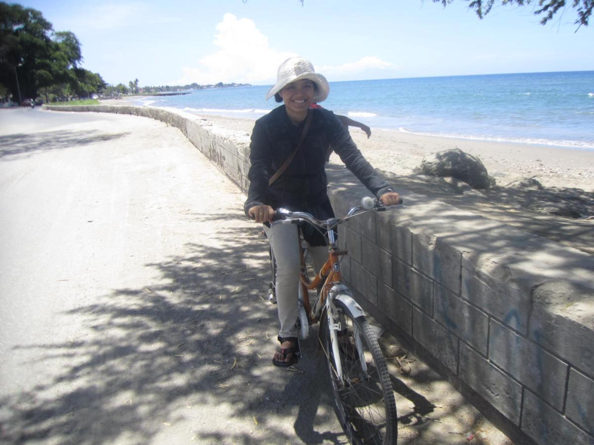 Bersepeda di Dili