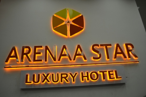 Arenaa Star Luxury Hotel