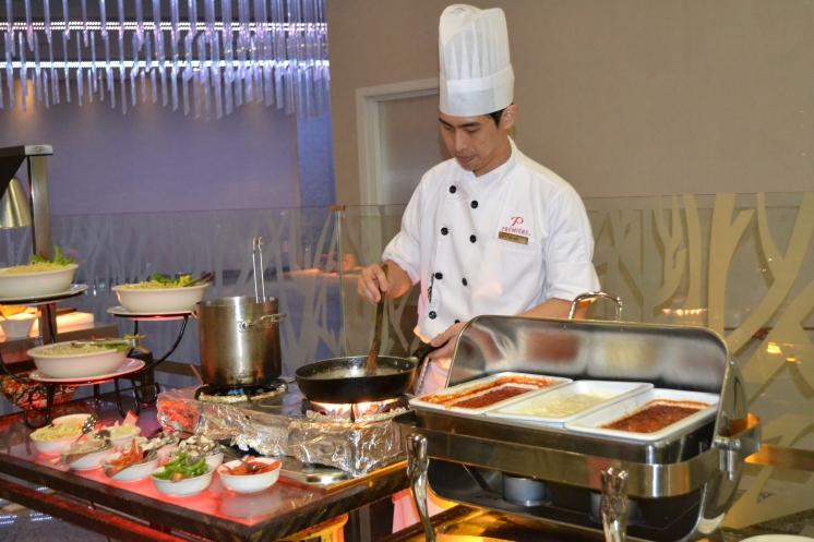 Chef Alwin