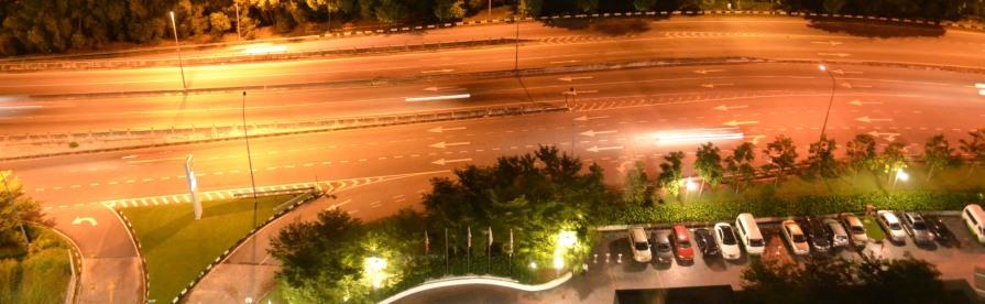 Pemandangan dari Atas Premiere Hotel