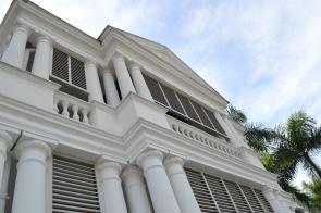 Bangunan Tampak Depan