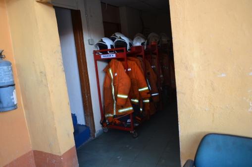 Seragam Pemadam Kebakaran