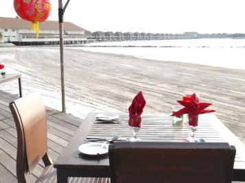 Restaurant of Golden Palm Tree
