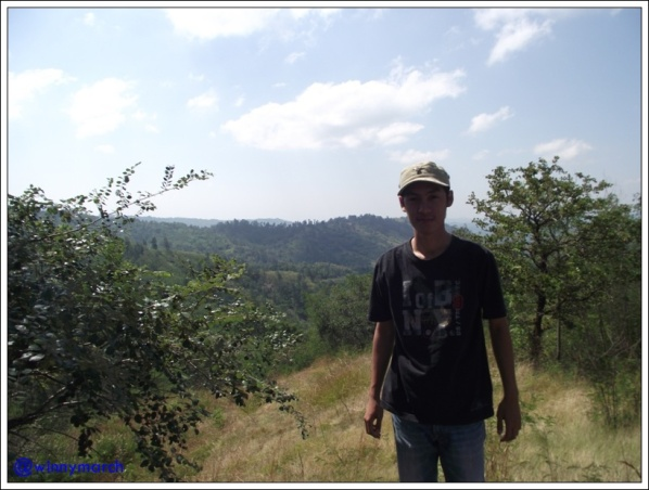 Andi di Gunung Kupang