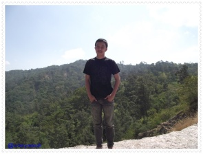 Bobi di Gunung Kupang