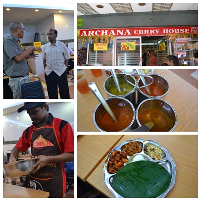 Archana Curry house