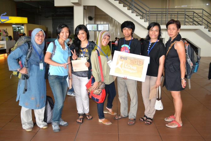 Para Finalist My Selangor Story 2013