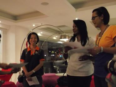 Miss Chai and AStuteXperiences's Team