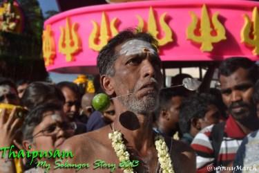 Thaipusam Celebration 2013