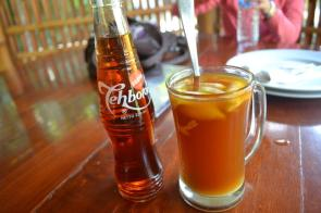 Sosro dan Bandrek, minuman favoritku