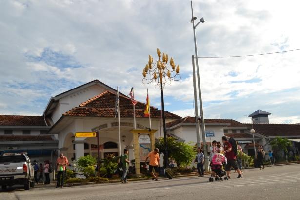 Stasiun Kereta Api Klang