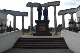 Patung Sukarno Hatta Surabaya