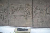 Dinding disekeliling Surabaya