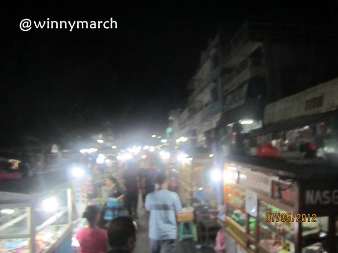 Suasan Malam Kupang, Kampung Solor