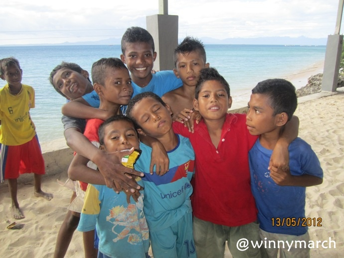 Penduduk Lokal Kupang