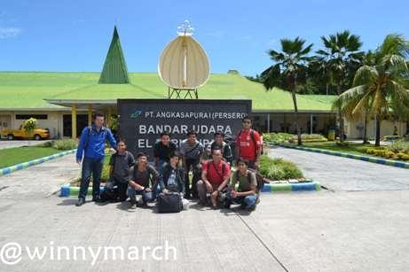 Bandara El Tari Kupang