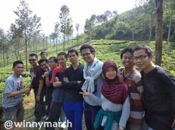 Keceriaan anak MT Gama group di Bogor