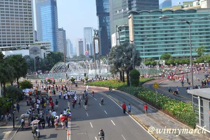 Bundaran HI Jakarta