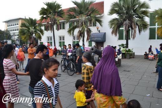 Meriam Kota Tua Jakarta