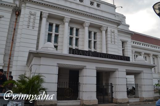 Bangunan Bank Indonesia