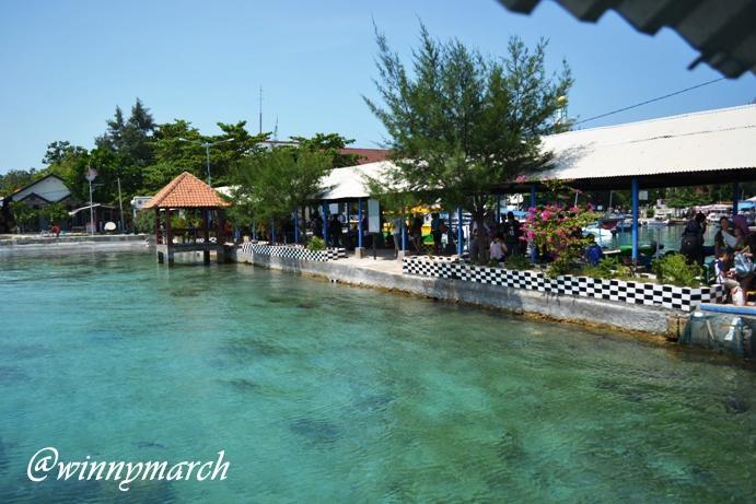pelabuhan pulau pramuka