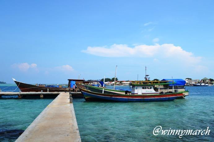 pulau karya-pulau seribu