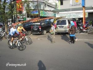 Car Free Day Bandung