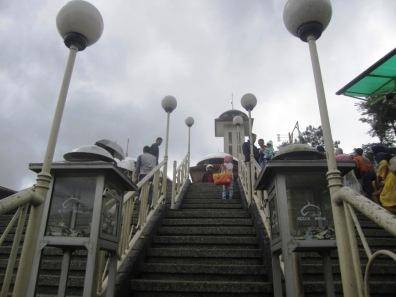 Tangga Menuju Masjid Atta'awun