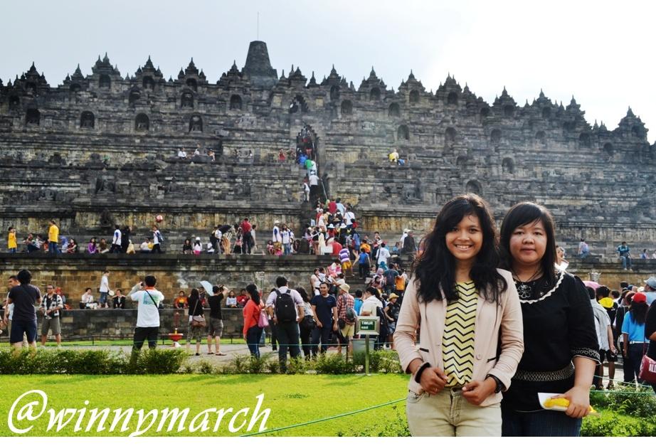 Candi Boprobudur Magelang