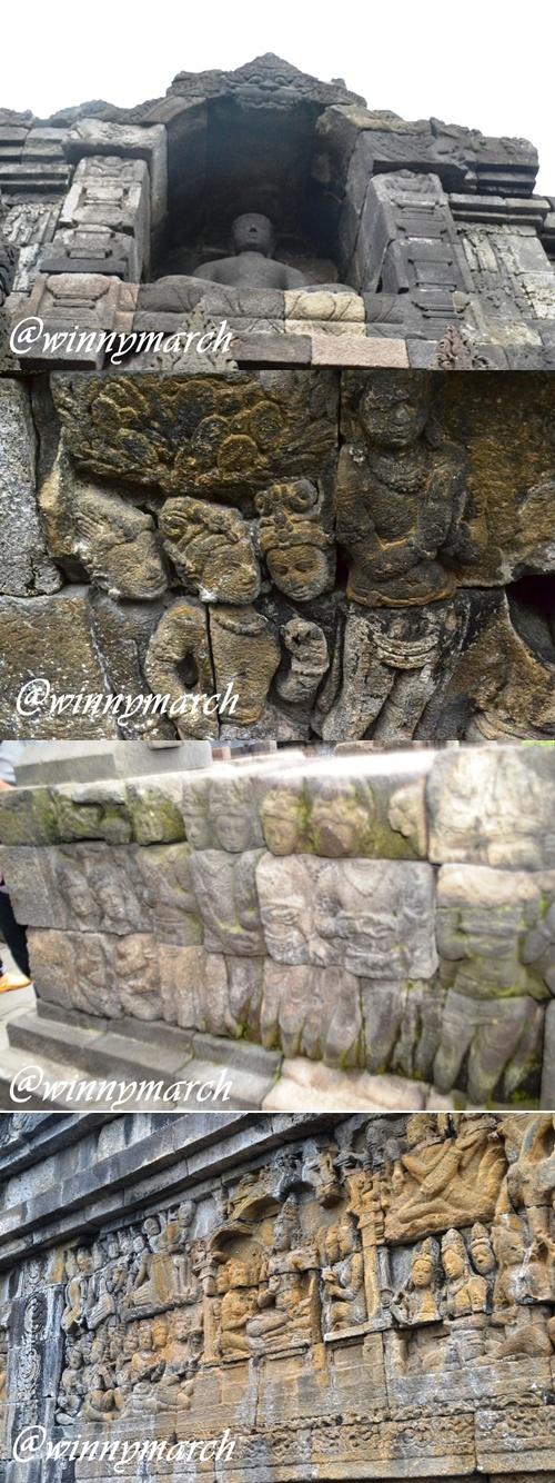 Gambaran Candi Borobudur