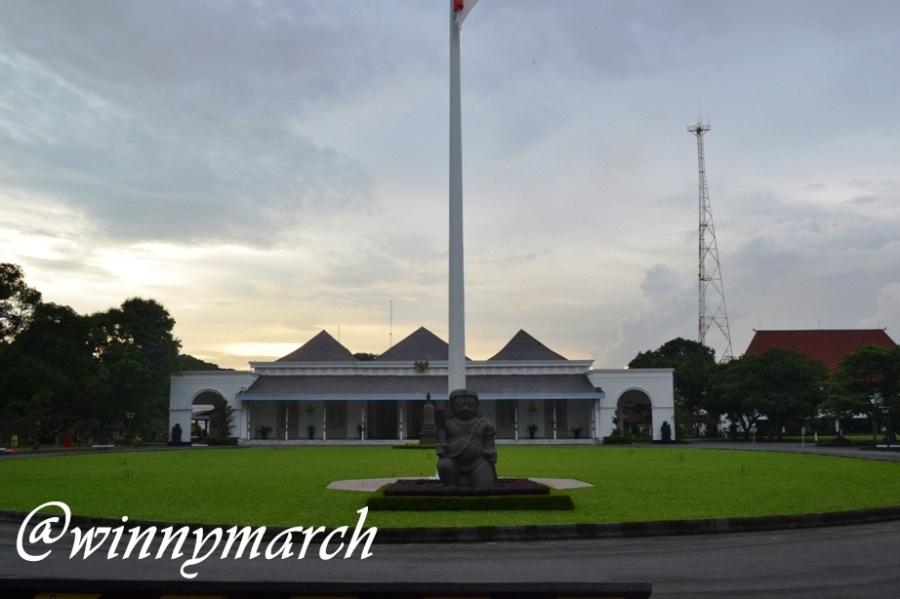 Istana Presiden Yogyakarta