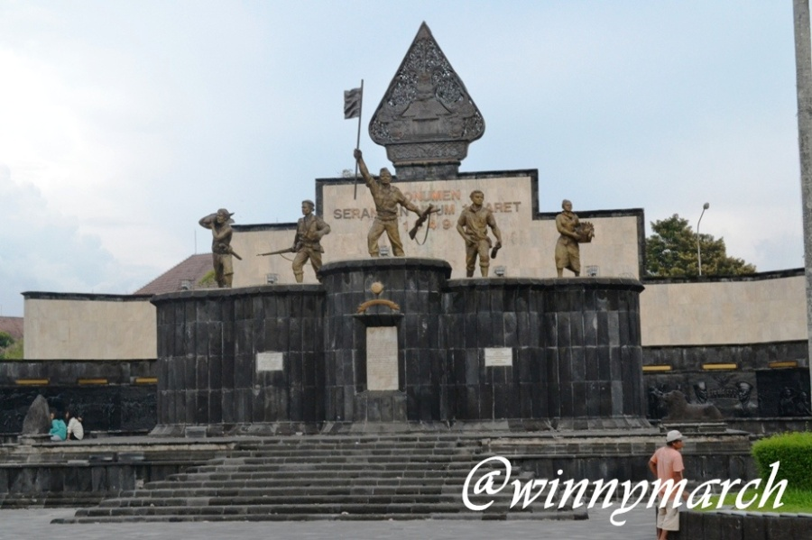 Monumen Yogyakarta