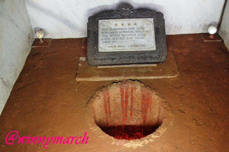 Wisata Sejarah Jakarta Monumen Pancasila Sakti Lubang Buaya