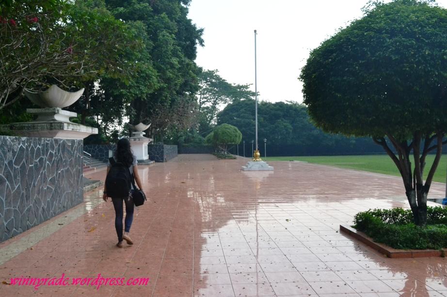 Monumen Pancasila Sakti Lubang Buaya Jakarta Winny Marlina
