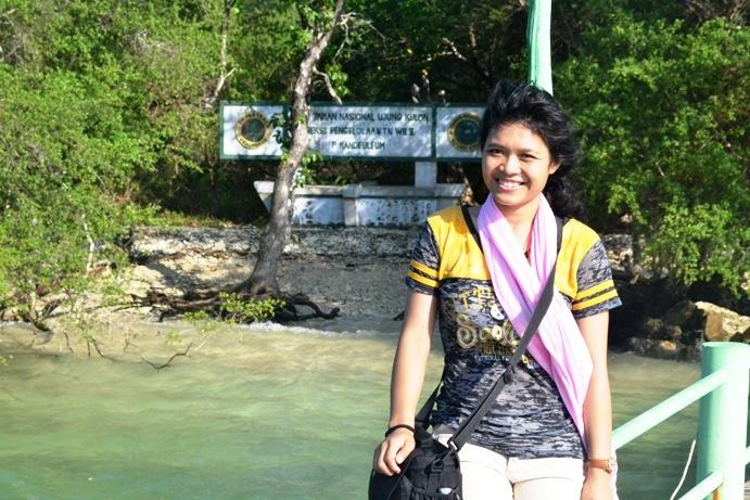 Pulau Handeleum Ujung Kulon Banten