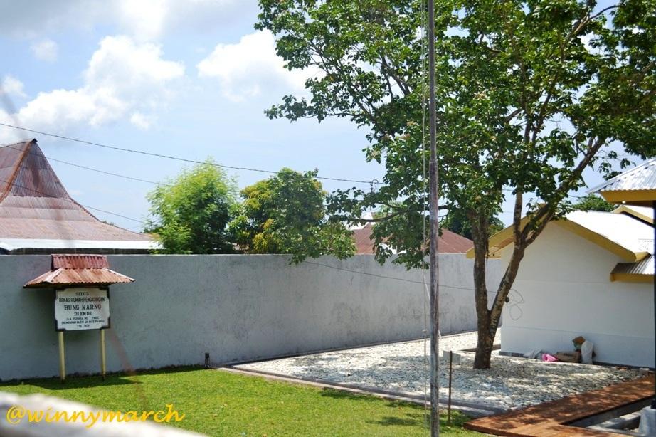 Rumah Pengasingan Soekarno di Ende