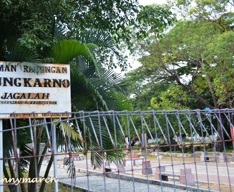 Situs Taman Bung Karno