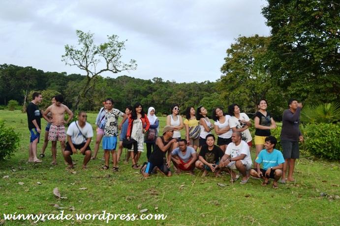 Tracking Ke Cidaon Jungle Life Viewing