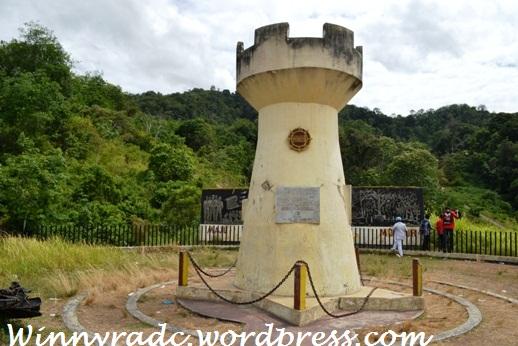 Benteng huraba Tapanuli Selatan