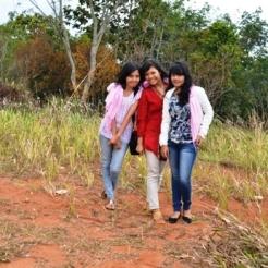 Aku, Evlina dan Neni di Saimarsayang