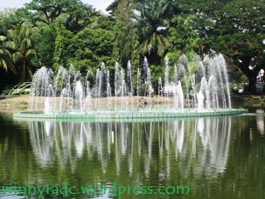Kambang Iwak Family Park Palembang