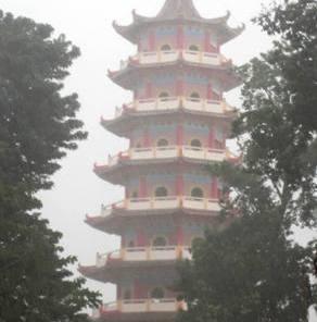Pagoda di Pulau Kemaro