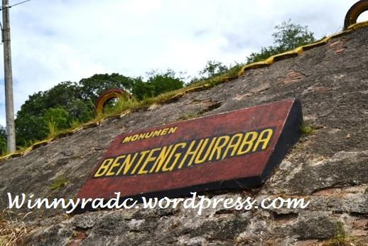 Monumen Benteng Huraba