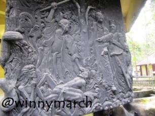 Lukisan di Bukit Siguntang