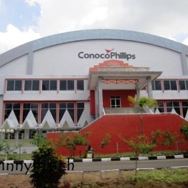 Gedung Conoco Philips