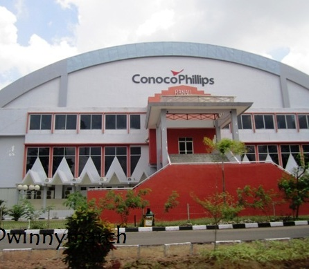 Gedung Conoco Philips