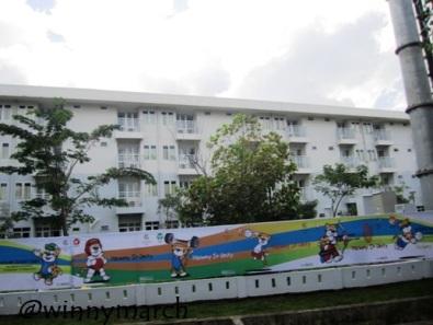 Mess Stadion Gelora Sriwijaya Jakabaring
