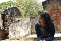 Dewi di Pulau Onrust