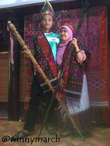 Pakaian daerah Sumatera Utara