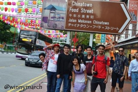 China Town Singapura